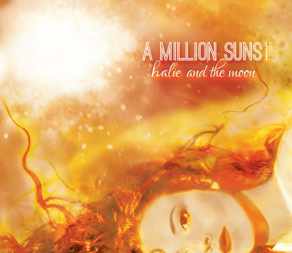 """A Million Suns: vol. 1"" EP cover"