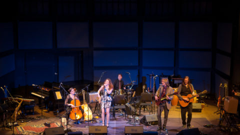HATM at The Shedd (Eugene, OR) 2015. Photo by Ann Hughes Photography