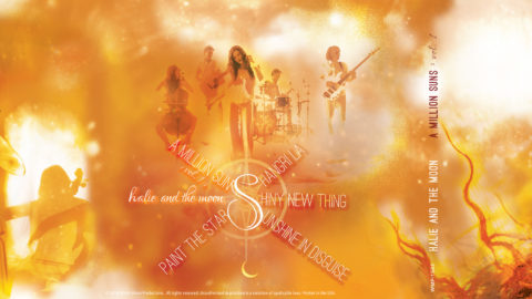 """A Million Suns: vol. 1"" outside cover."